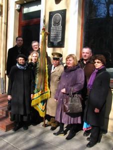 2015 m. kovo 18 d. Savanorio P. Eimučio 96-ųjų žūties metinių minėjimas Kaune